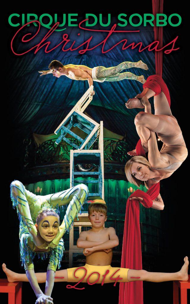 Cirque du Sorbo Christmas card